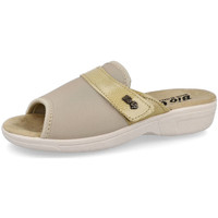 Zapatos Mujer Zuecos (Mules) L&R Shoes 1416 BEIG