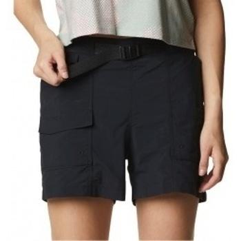 textil Mujer Shorts / Bermudas Columbia W Summerdry Cargo Shorts negro