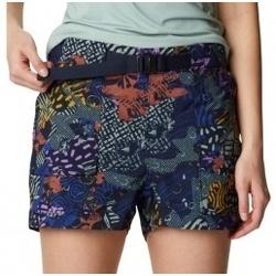 textil Mujer Shorts / Bermudas Columbia W Summerdry Cargo Shorts azul
