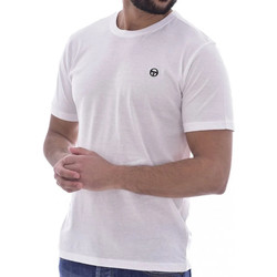 textil Hombre Camisetas manga corta Sergio Tacchini  Blanco