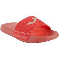 Zapatos Niña Chanclas Joma Playa niña  island junior 2110 rosa Rosa