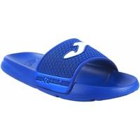 Zapatos Niña Chanclas Joma Playa niño  island junior 2104 azul Azul