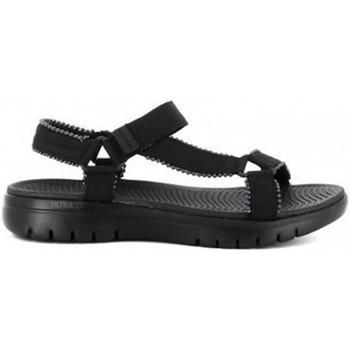 Zapatos Mujer Sandalias de deporte Skechers ON-THE-GO 600 FLEX CLASSY NEGRA NEGRO