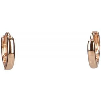 Relojes & Joyas Mujer Aretes Luna Collection 49501 oro