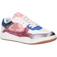 Zapatos Niña Multideporte Pepe jeans PGS30488 KURT SKATE Blanco