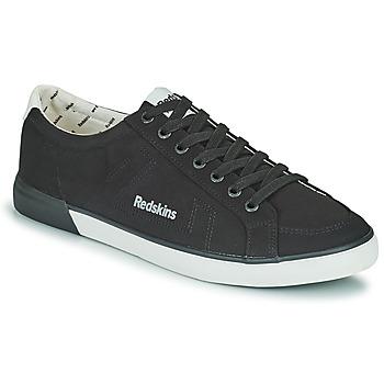 Zapatos Hombre Zapatillas bajas Redskins SABARI2 Negro / Blanco