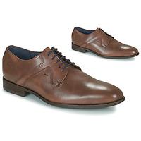 Zapatos Hombre Derbie Redskins HALOIS Castaña