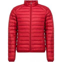 textil Hombre Plumas JOTT MAT - Hombres roja