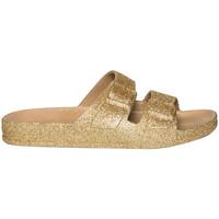 Zapatos Mujer Zuecos (Mules) Cacatoès Trancoso Oro