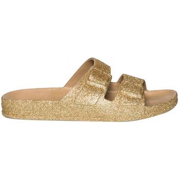 Zapatos Niños Zuecos (Mules) Cacatoès Trancoso Oro