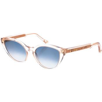 Relojes & Joyas Mujer Gafas de sol Chloe Gafas de Sol Chloé Oro