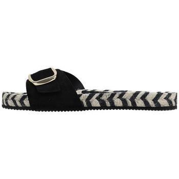 Zapatos Mujer Alpargatas Senses & Shoes  Negro