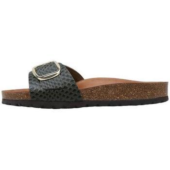 Zapatos Mujer Zuecos (Mules) Senses & Shoes  Kaki