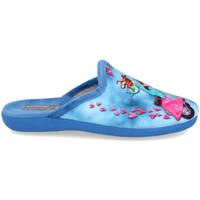 Zapatos Mujer Pantuflas Andrea Ruiz 60/32 AZULON