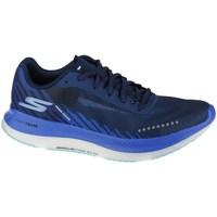 Zapatos Mujer Zapatillas bajas Skechers GO Run Razor Excess Azul marino