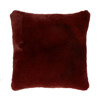 Casa Cojines Pomax FLUF Rojo