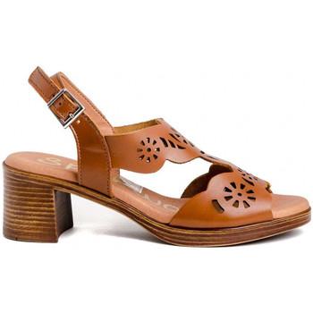 Zapatos Mujer Sandalias Spar Woman 4855 Marrón