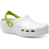Zapatos Hombre Zuecos (Clogs) Feliz Caminar Zuecos Sanitarios Asana - Verde