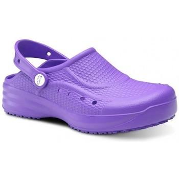 Zapatos Hombre Zuecos (Clogs) Feliz Caminar Zueco Laboral Flotantes Evolution - Multicolor