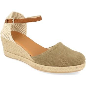 Zapatos Mujer Alpargatas Shoes&blues SB-22002 Kaki