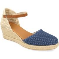 Zapatos Mujer Alpargatas Shoes&blues SB-22003 Azul