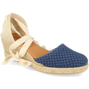 Zapatos Mujer Alpargatas Shoes&blues SB-22006 Azul