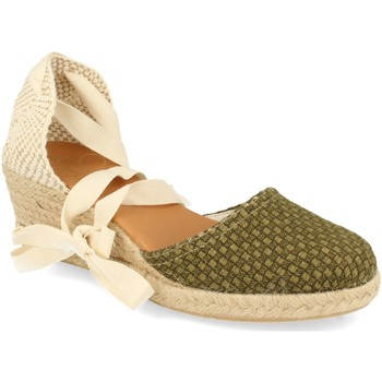 Zapatos Mujer Alpargatas Shoes&blues SB-22006 Verde