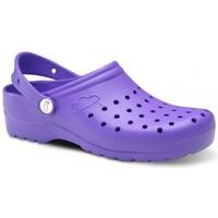 Zapatos Hombre Zuecos (Clogs) Feliz Caminar Zuecos Sanitarios Flotantes Gruyere - Multicolor
