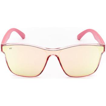 Relojes & Joyas Gafas de sol Sunxy Cocoa Rosa