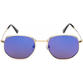 Relojes & Joyas Gafas de sol Sunxy Rodas Azul
