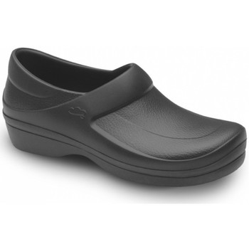 Zapatos Hombre Zuecos (Clogs) Feliz Caminar SURU ANTIESTATICOS - Negro