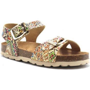 Zapatos Niños Sandalias Pastelle Salome Beige