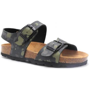 Zapatos Niños Sandalias Pastelle Elroy Verde