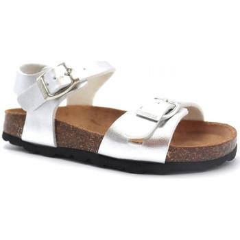 Zapatos Niña Sandalias Pastelle Salome Plata