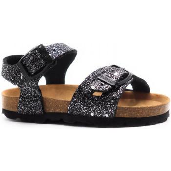 Zapatos Niños Sandalias Pastelle Salome Negro