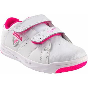Zapatos Niña Zapatillas bajas Joma Deporte niña  play 2142 bl.fux Rosa