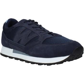 Zapatos Hombre Zapatillas bajas Melluso U93200X Azul