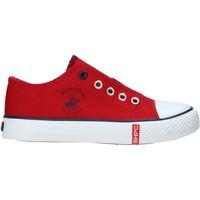 Zapatos Niños Zapatillas bajas Beverly Hills Polo Club S21-S00HK535 Rojo