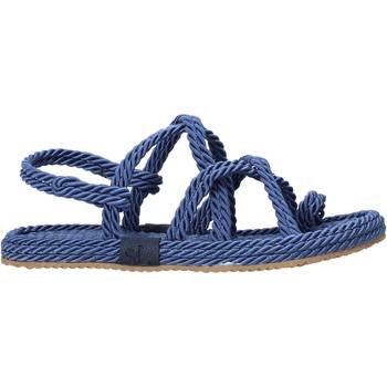 Zapatos Mujer Sandalias Sara Lopez SLS21 Azul