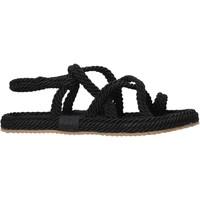 Zapatos Mujer Sandalias Sara Lopez SLS21 Negro