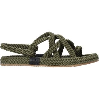 Zapatos Mujer Sandalias Sara Lopez SLS21 Verde