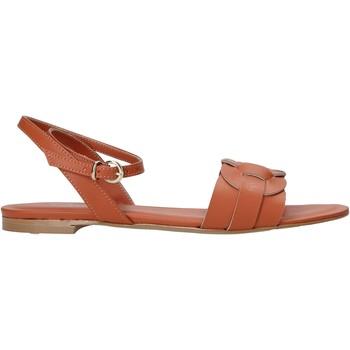 Zapatos Mujer Sandalias Grace Shoes 081006 Naranja