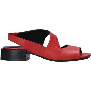Zapatos Mujer Sandalias Bueno Shoes 21WS4900 Rojo