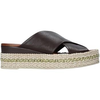 Zapatos Mujer Zuecos (Mules) Bueno Shoes 21WQ5907 Negro