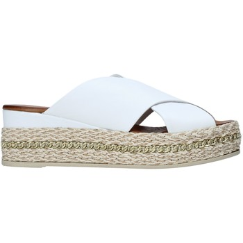 Zapatos Mujer Zuecos (Mules) Bueno Shoes 21WQ5907 Blanco
