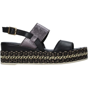 Zapatos Mujer Sandalias Bueno Shoes 21WS5200 Negro