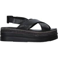 Zapatos Mujer Sandalias Bueno Shoes 21WS5702 Negro