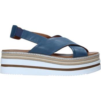 Zapatos Mujer Sandalias Bueno Shoes 21WS5702 Azul