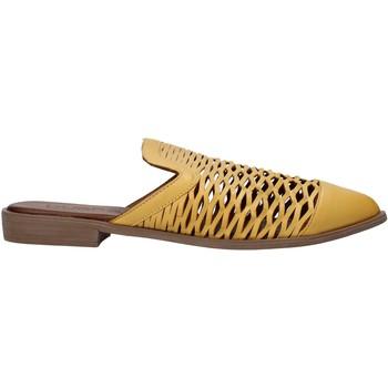 Zapatos Mujer Zuecos (Clogs) Bueno Shoes 21WN0103 Amarillo