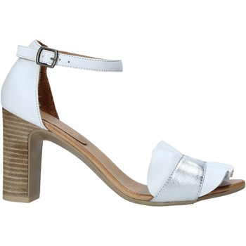 Zapatos Mujer Sandalias Bueno Shoes 21WN4300 Blanco